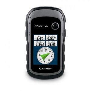 Туристический GPS навигатор Garmin eTrex 30x Глонасс - GPS с предустановленной картой Дороги России. РФ. ТОПО