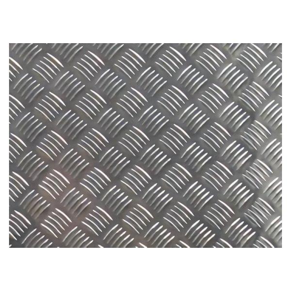 лист алюминиевый 1,5х250х500мм квинтет