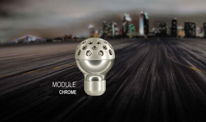 Ручка кпп momo (момо) Module Chrome