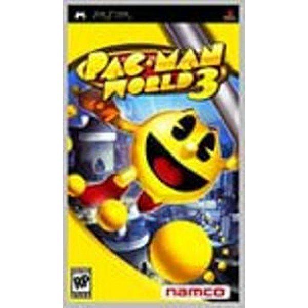 Pacman World 3 (PSP)
