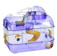 Kredo М-02В Клетка для хомяка со счетчиком в подарочной упаковке