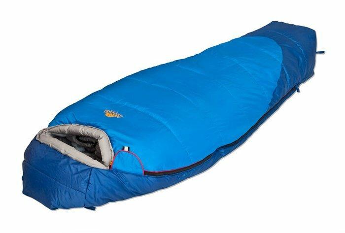 Спальный мешок Alexika Mountain Compact (левый)