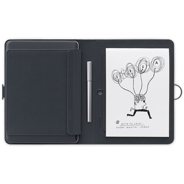 Планшет Wacom Bamboo Spark tablet sleeve (CDS-600P)