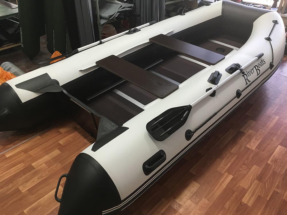 лодка пластиковая под мотор цена