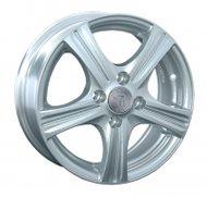 Диски Replica OPL49 5,5x14 4x100 D56.6 ET39 цвет S (серебро) - фото 1