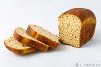 Хлеб из овсяных отрубей ФитСвит Буханка 250 г