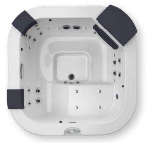 Бассейн СПА Jacuzzi (Delfi PRO) без боковых панелей, нагреватель