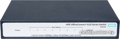 Коммутатор HP OfficeConnect 1420 8G Switch [JH329A]