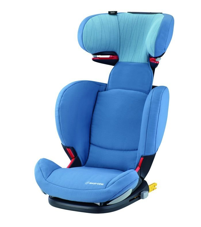 Детское автокресло Maxi-Cosi RodiFix AirProtect Frequency Blue