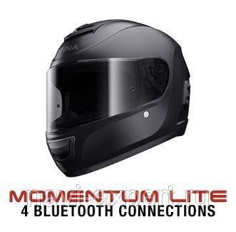 SENA MOMENTUM Lite мото шлем с встроенной гарнитурой bluetooth и интеркомом до 4 участников(MO-LITE-GW-XL-02)