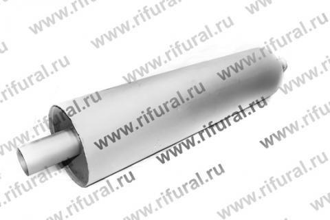 Р4320-1201010 - Глушитель урал с дв. камаз (рифзапчасть)