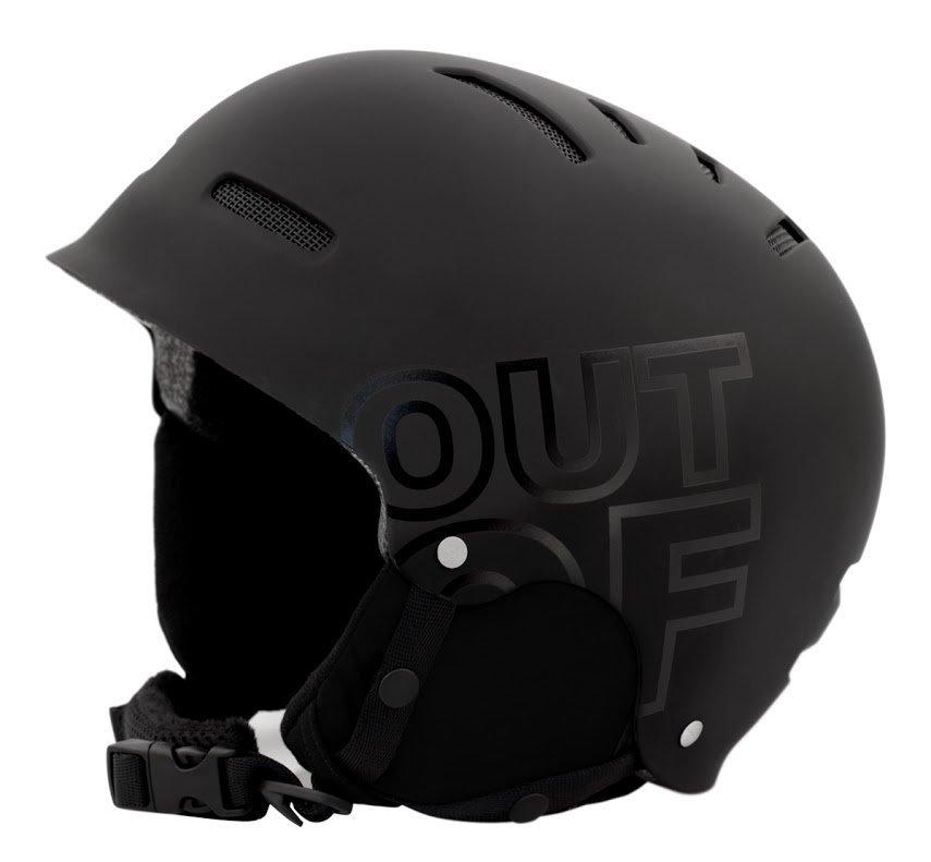 Шлем OutOF Wipeout black (2017)