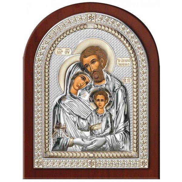 Икона Святое Семейство, Размер 8х11