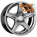 Диск колесный LS Wheels 345 7x16/5x114.3 D73.1 ET40 HP - фото 1