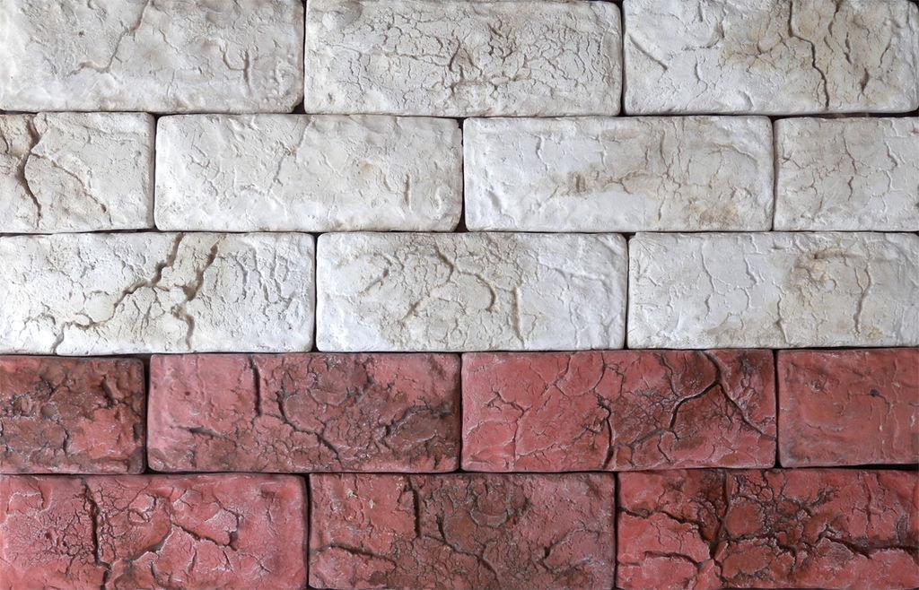 CraftStone Искусственный камень глиняный кирпич