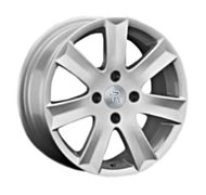 Диск литой Replica Replay Peugeot (PG10) 7 J 16 4x108.0 Et 32.0 Dia 65.1 - фото 1