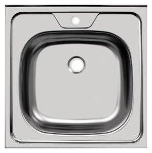 Кухонная мойка Ukinox std500.500-4c 0c стандарт 1.5