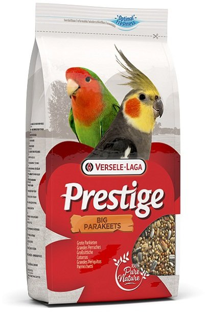 "Корм для средних попугаев ""Prestige Big Parakeets"", 1 кг"