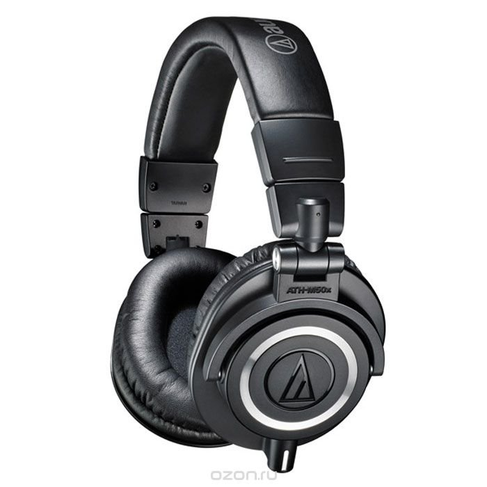 Audio-Technica ATH-M50X, Black наушники