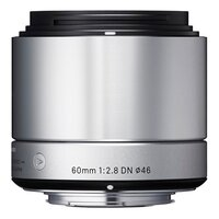 Объектив Sigma Micro 4/3 AF 60 mm F/2.8 DN ART for Micro Four Thirds Silver