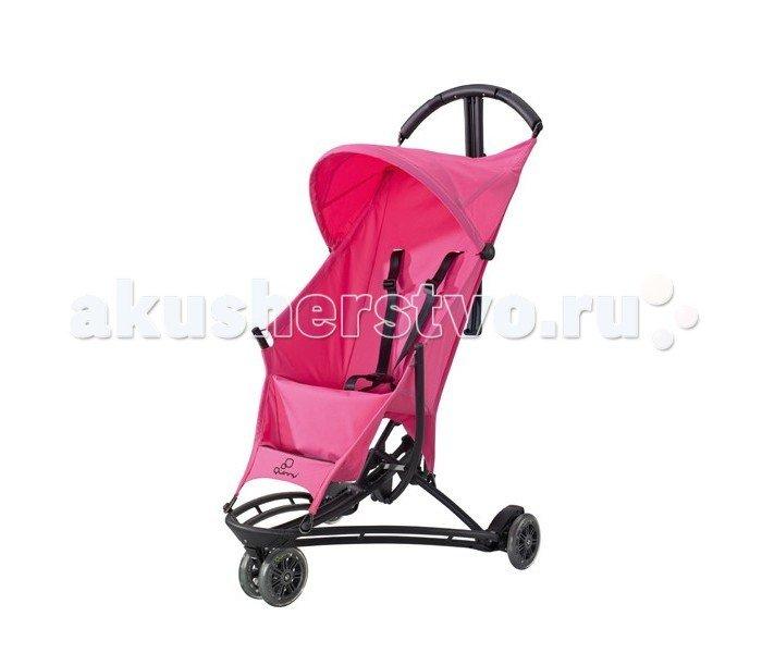 Прогулочная коляска Quinny Yezz Pink Hybrid