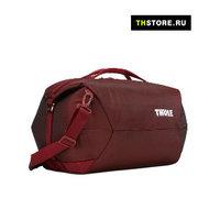 Багажная сумка Thule Subterra Duffel 45 л, бордовая (TSWD-345)