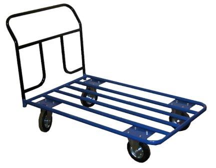 Тележка платформенная каркасная улучшенная (УТК 2) без колес