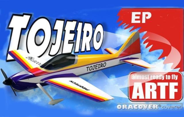 Самолет CY Model Tojeiro EP - CY-TOJ-EP фото 1