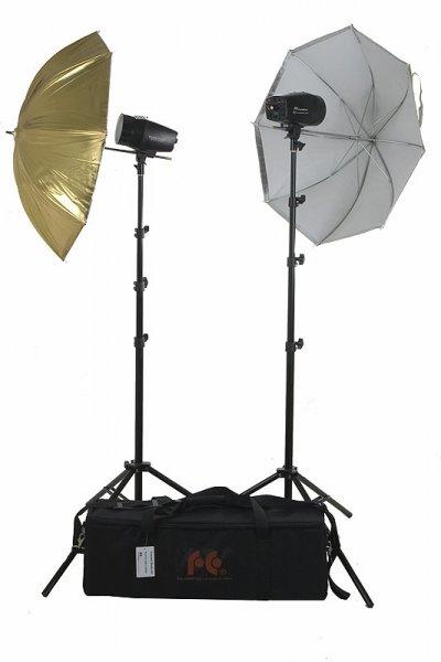 Комплект осветительного оборудования FALCON EYES SSK-2150POP (300 Дж)
