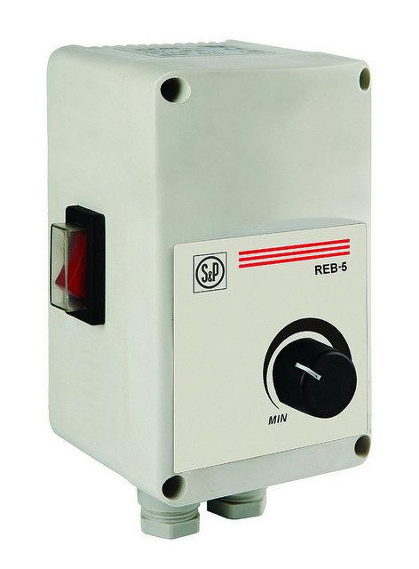 Регулятор скорости Soler & Palau Reb-5N электронный