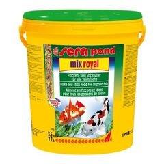 Корм для рыб Sera MIX ROYAL (21 л)