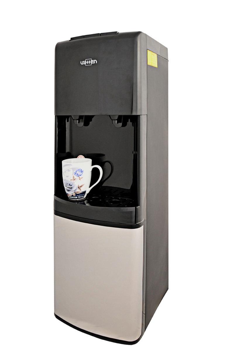 Кулер для воды VATTEN V42NE напольный, с нагревом и охлаждением
