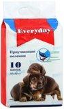 EveryDay впитывающие гелевые пеленки для животных для собак и щенков (60 х 45 см.) уп. 30шт. арт. 4.657