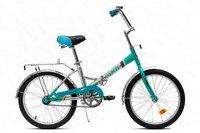 Велосипед двухк,детс Радомир АВТ-2002 синий,алюмин