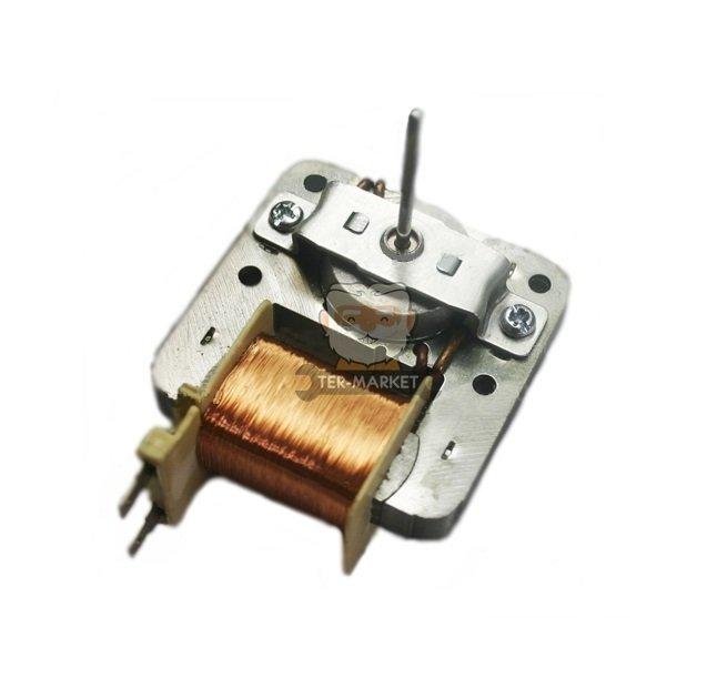 Двигатель обдува магнетрона