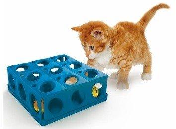 "Игрушка для кошек ""Tricky"", 25х25х9 см"