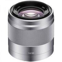 Объектив Sony 50mm f:1.8 OSS (SEL-50F18) Silver