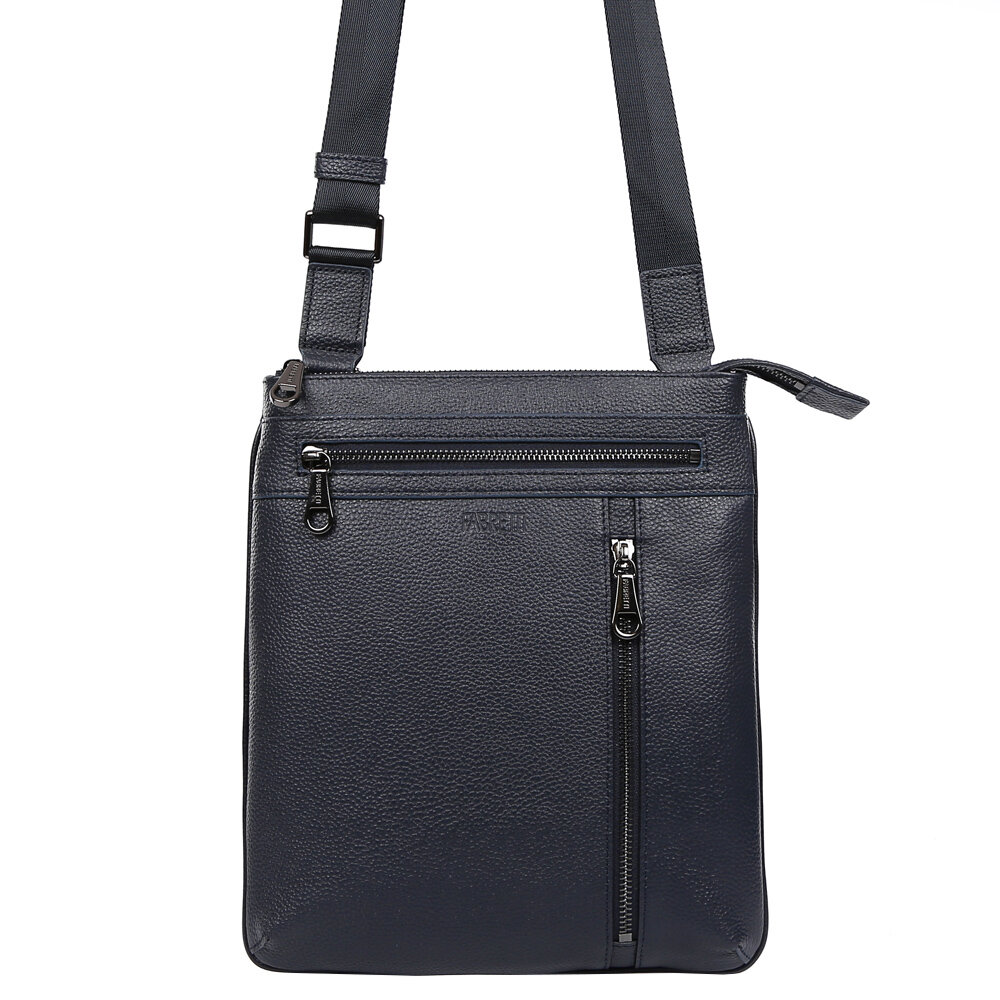 Мужская сумка Fabretti QJB050-blue