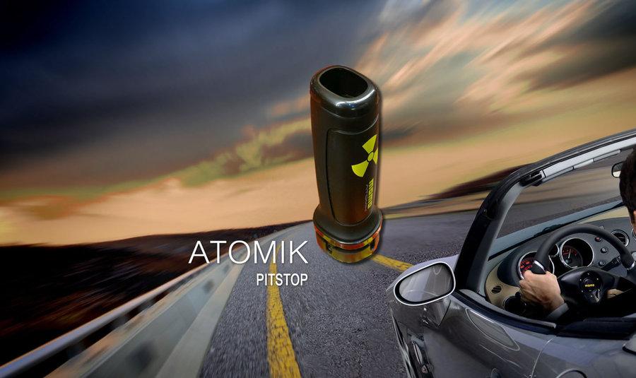 Ручник momo (момо) pitstop Atomik