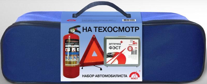 Набор Автомобилиста ФЭСТ ТехОсмотр (мини)