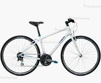 Велосипед Trek 7.2 FX WSD (2016) Белый 19 ростовка