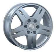 Колесные диски Replica Volkswagen VW70 6,5х17 6/130 ET62 84,1 silver - фото 1