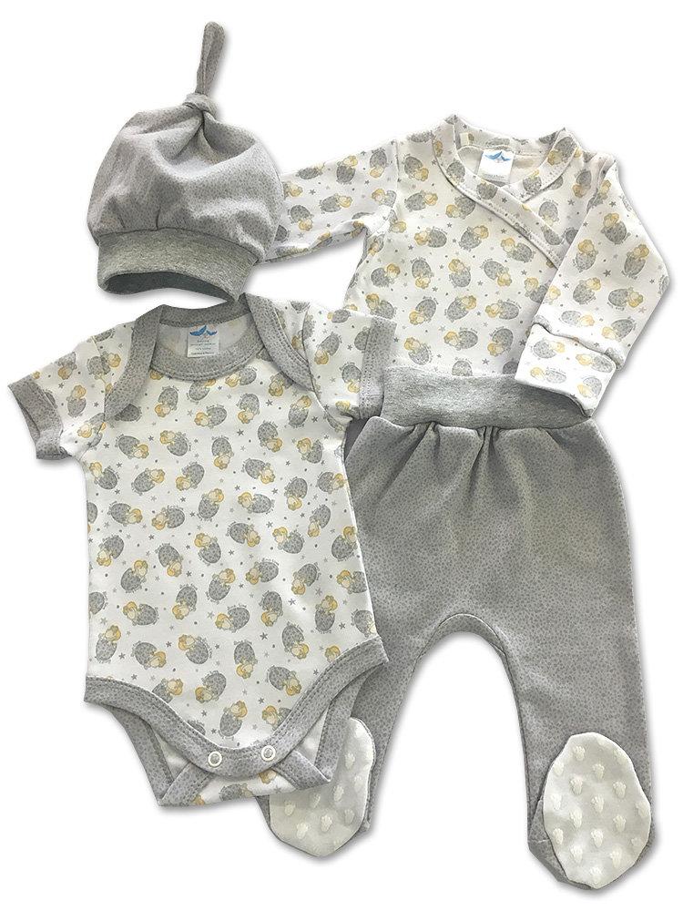 Это детские футболки и майки , кофточки и джемперы , детские шапки, чепчики для новорожденных , детские штанишки и шорты , а также нижнее белье и пижамы!