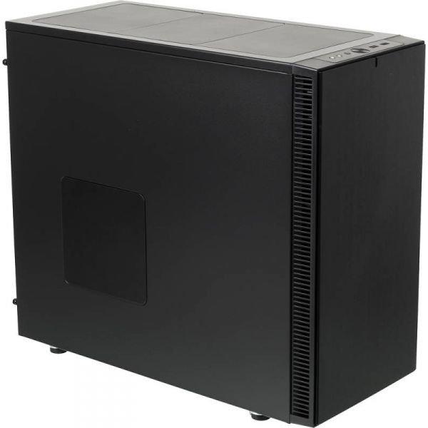 Компьютерный корпус Fractal Design Define S черный черный w/o PSU ATX