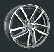 Диски Replay Replica Audi A81 7x16 5x112 ET53 ЦО57.1 цвет GMF - фото 1