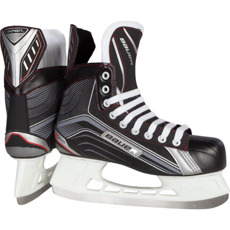 Коньки хоккейные bauer vapor x200 bth15 yth