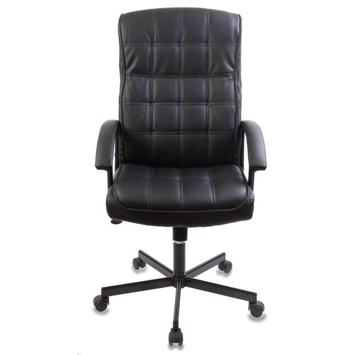 Кресло руководителя Бюрократ Ch-823AXSN/Black (черное/иск.кожа)