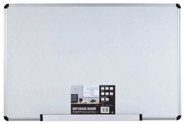 Магнитно-маркерная доска Deli 60x90 см лак 491789