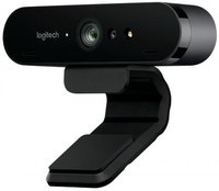 Веб-камера Веб-Камера Logitech Webcam BRIO 960-001106