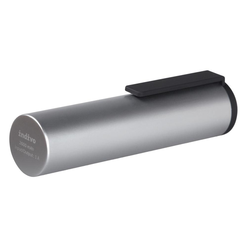 Внешний аккумулятор clipBank 2600 mAh